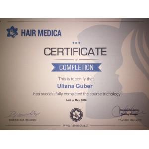 Сертифікат105