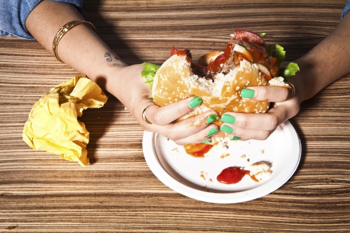 Шкідлива їжа