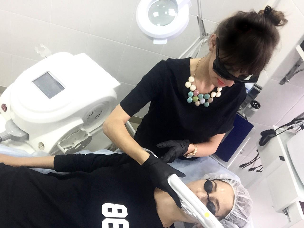 Омолодження шкіри в кабінеті естетичної медицини Guber